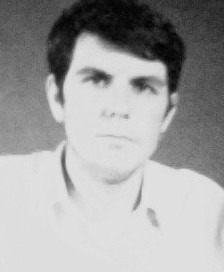 My father in 1970