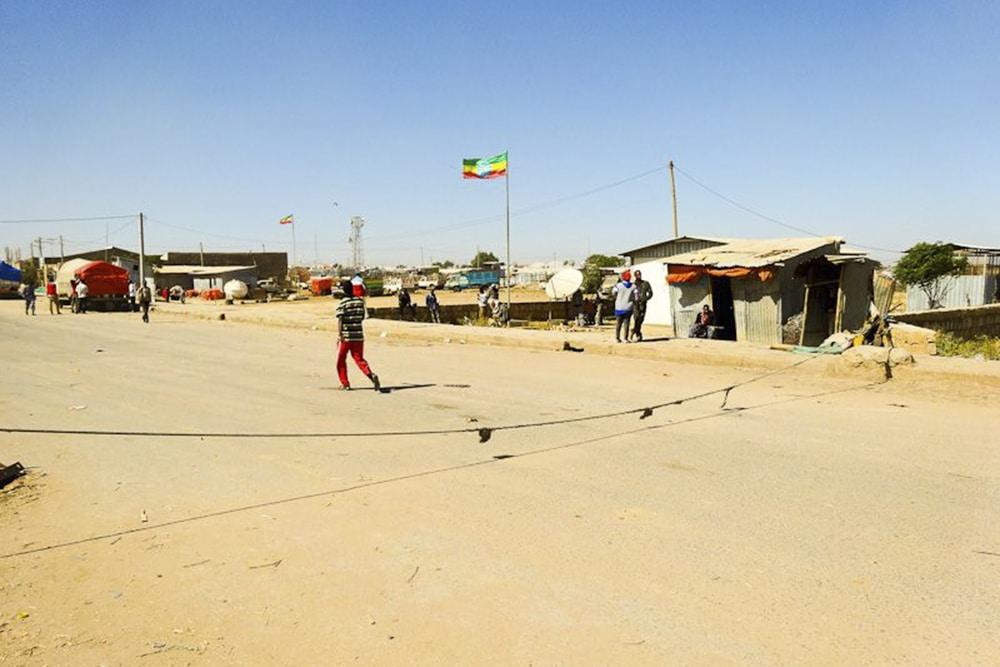 Ethiopia-Somaliland international border