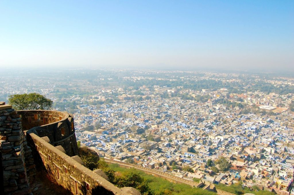 Chittogargh Fort – The Blue City