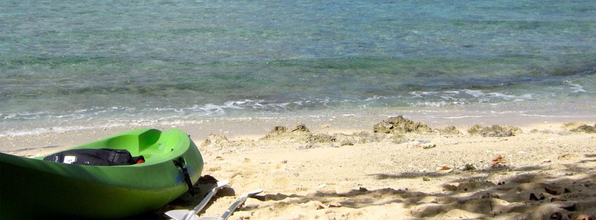kayaking Erakor-Island-Vanuatu