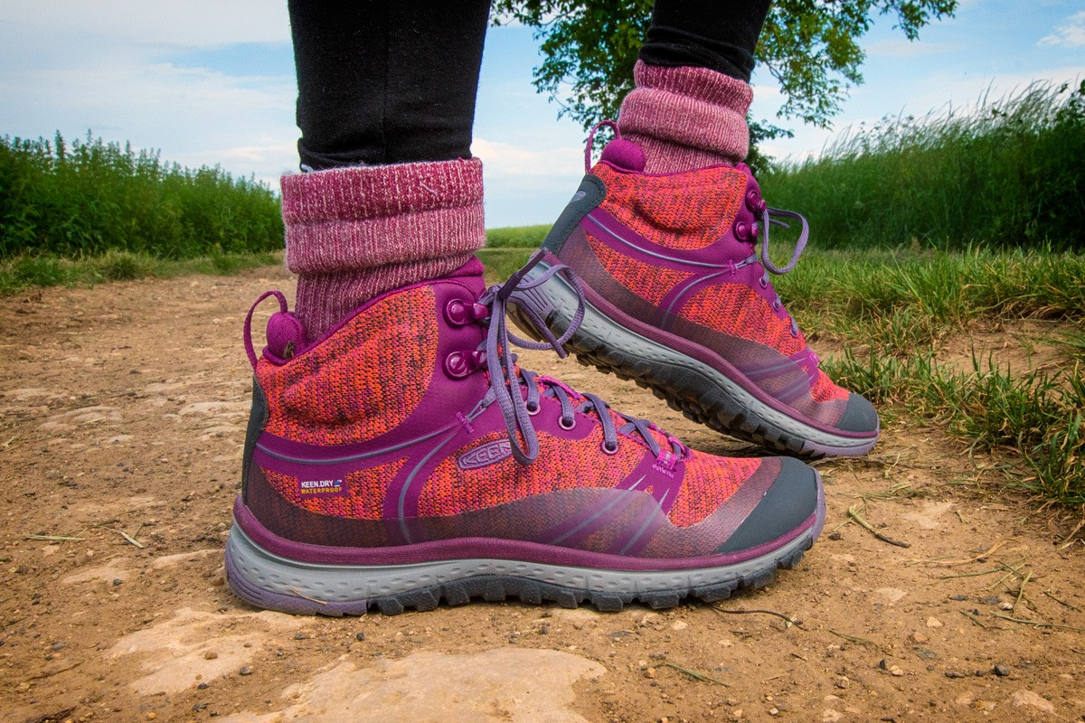 Hiking boots: how to choose the right pair