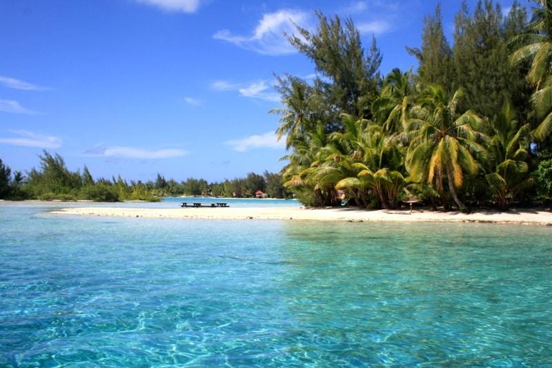 Bora Bora lagoon tour
