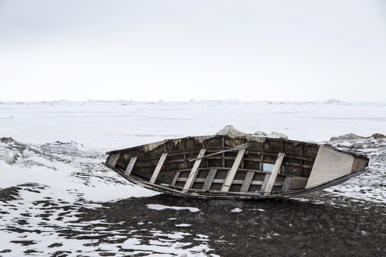 remote places and communities barrow alaska