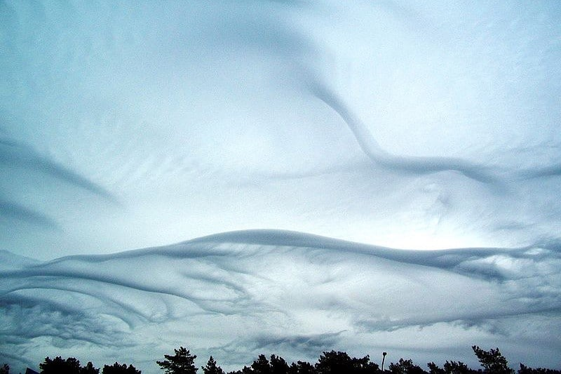stunning natural phenomena clouds 2