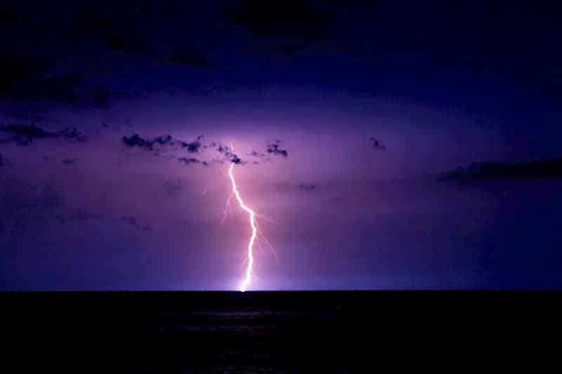 stunning natural phenomena venezuala lightning