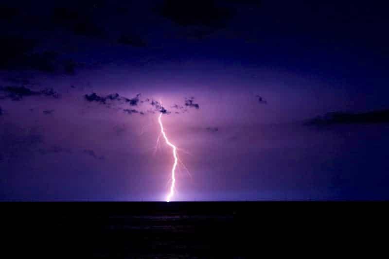 stunning natural phenomena venezuala lightning