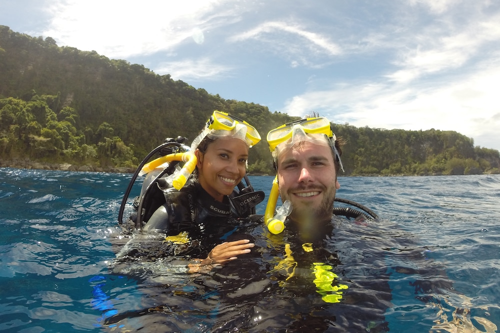 how to pass the padi open water