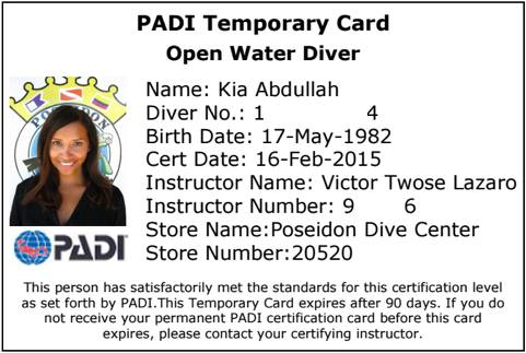padi-qualification