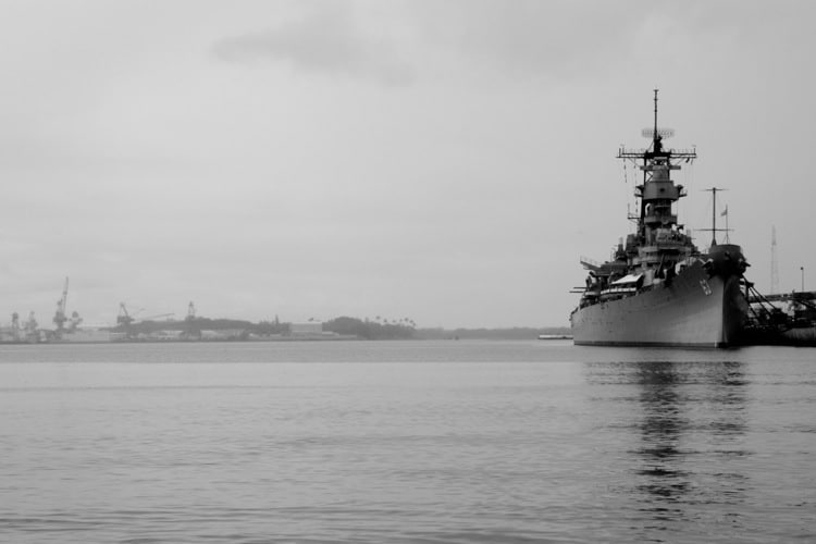 photos of Pearl Harbor Memorial