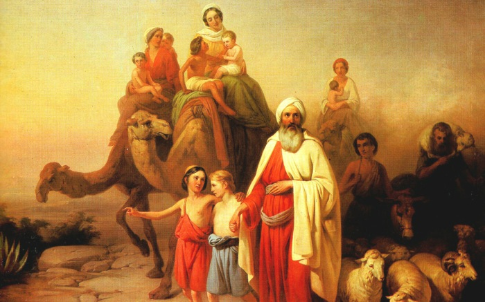 13-days-that-shook-the-world-Abraham-abrahamic-religions