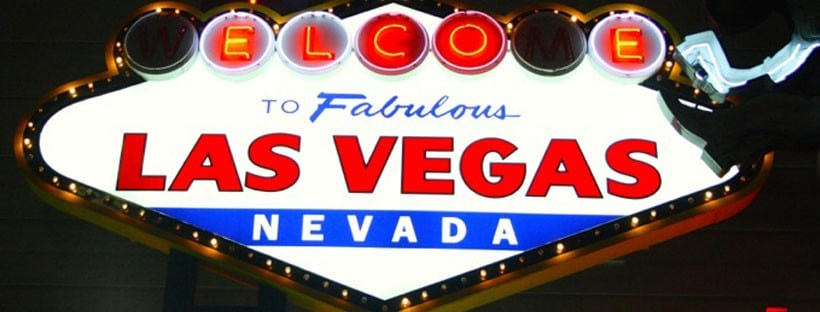 WELCOME TO FABULOUS LAS VEGAS: TWINNED WITH GREAT YARMOUTH