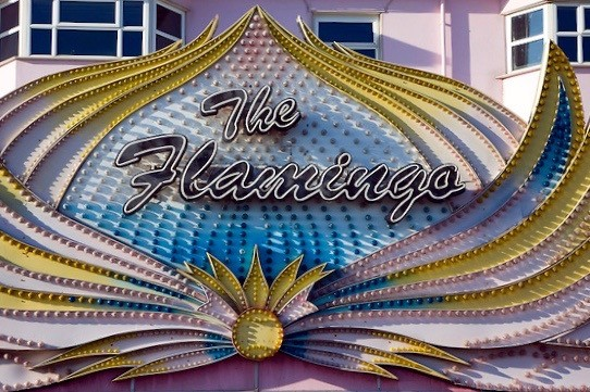 Welcome to fabulous Las Vegas- twinned with Great Yarmouth flamingo sea front - 1