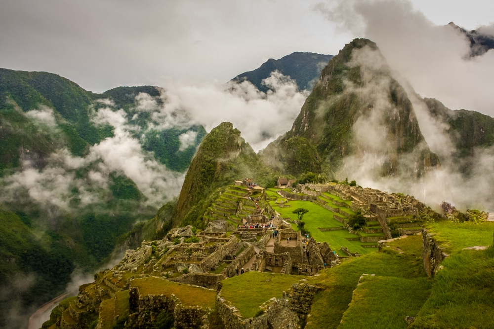 best machu picchu trek a comparison