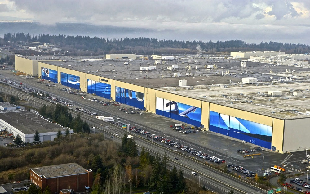 biggest-buildings-in-the-world-Boeing-Everett
