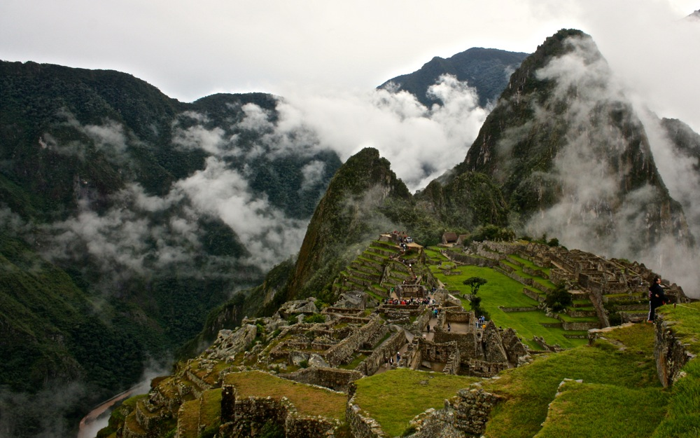 interesting facts about peru: machu picchu
