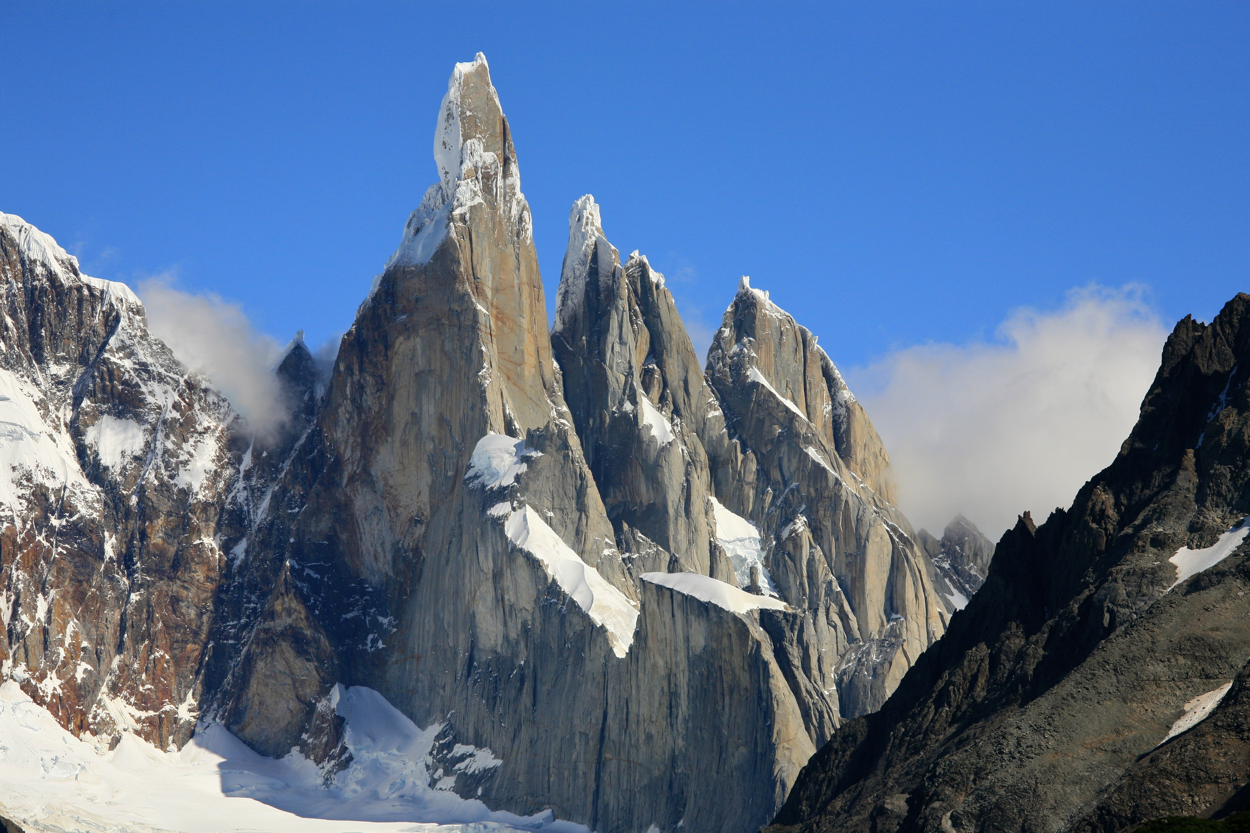 most dangerous mountains in the world Cerro Torre