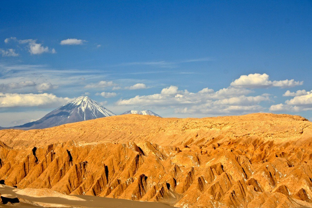 Atacama desert: facts about Chile