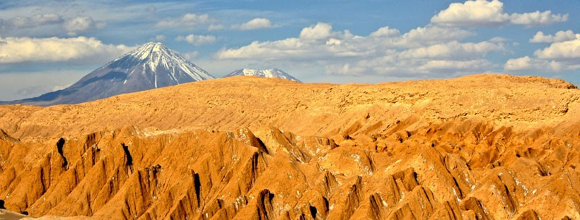 Visiting Atacama Desert, the driest place on Earth