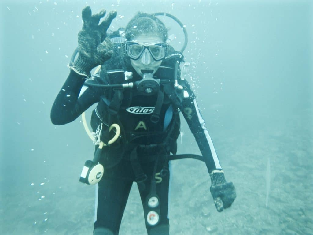 Diving the Galápagos
