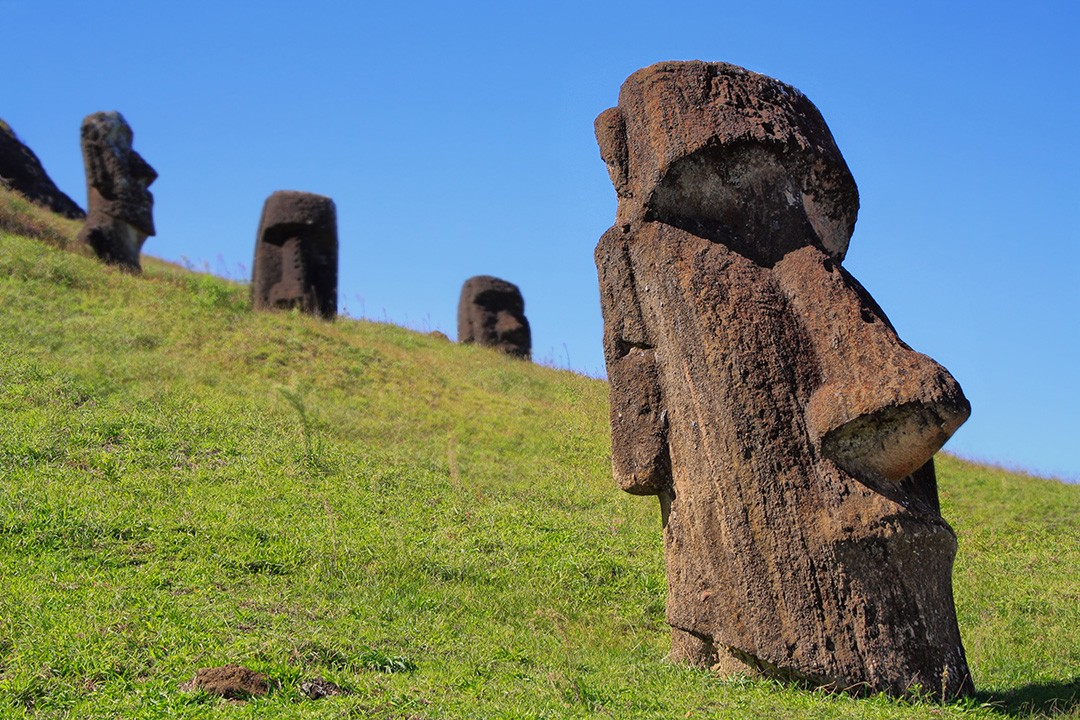 How Big Are The Moai On Easter Island