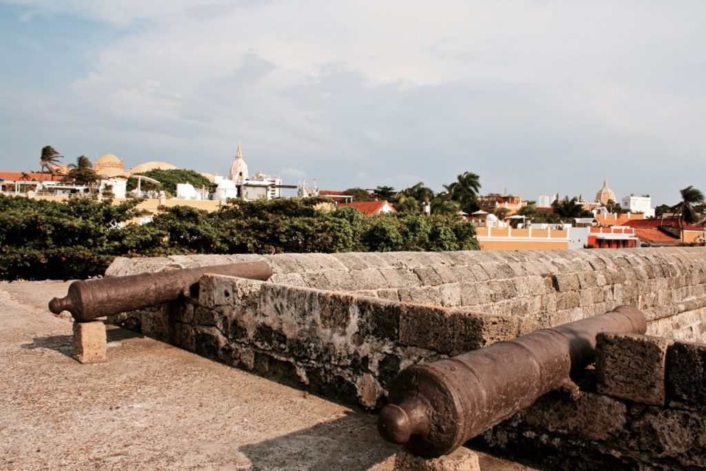 old-town-cartagena colombia