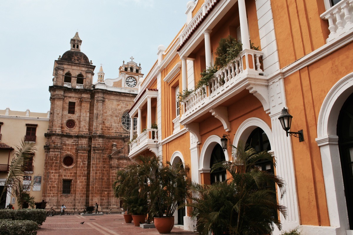Old Town Cartagena The Queen Of Colombia S Coast Atlas