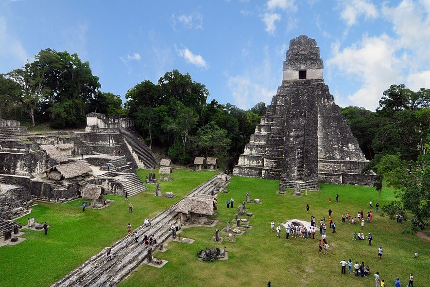best national parks in the world Tikal National Park Guatemala - 1