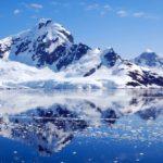 Arctic vs. Antarctic cold weather