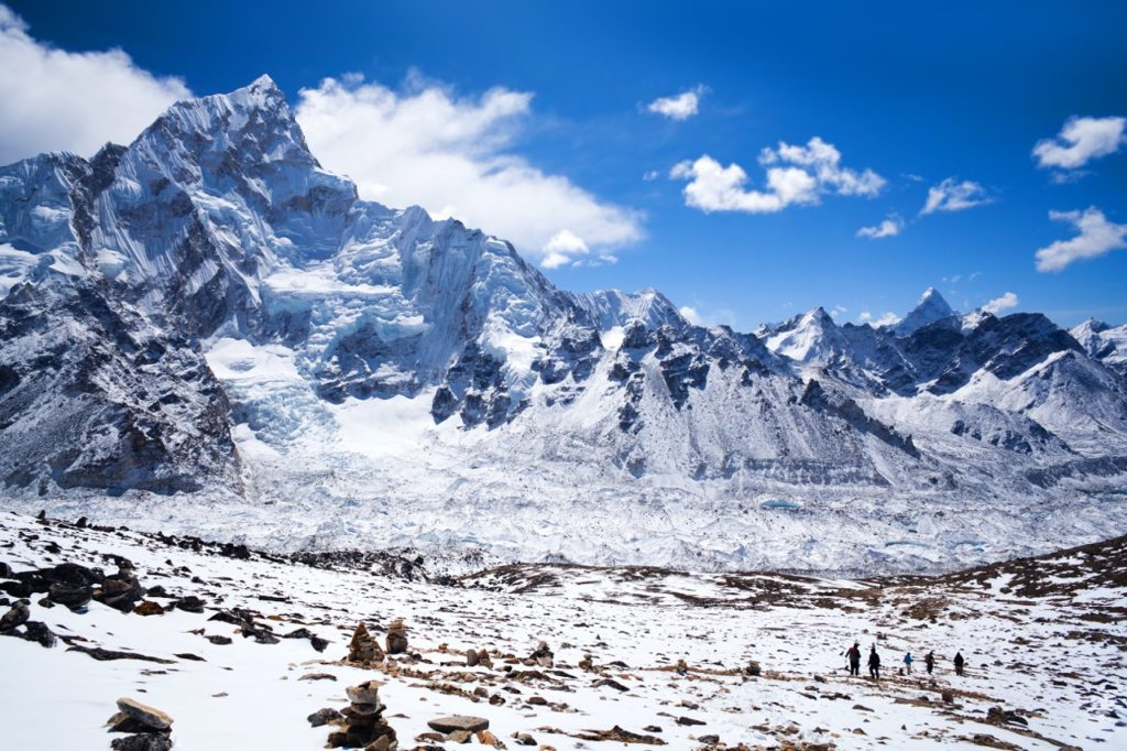 Eight-thousanders-everest