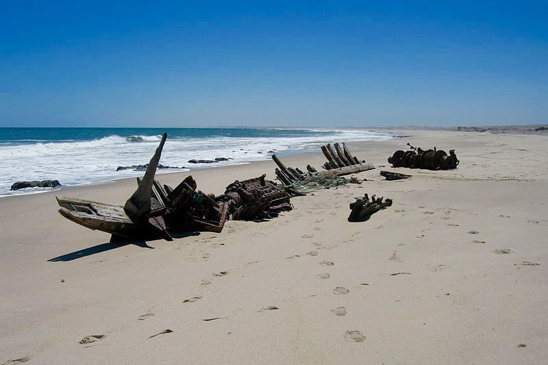 best national parks in the world skeleton coast - 1