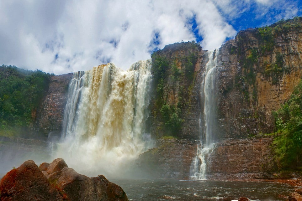 best national parks in the world venezuala - 1