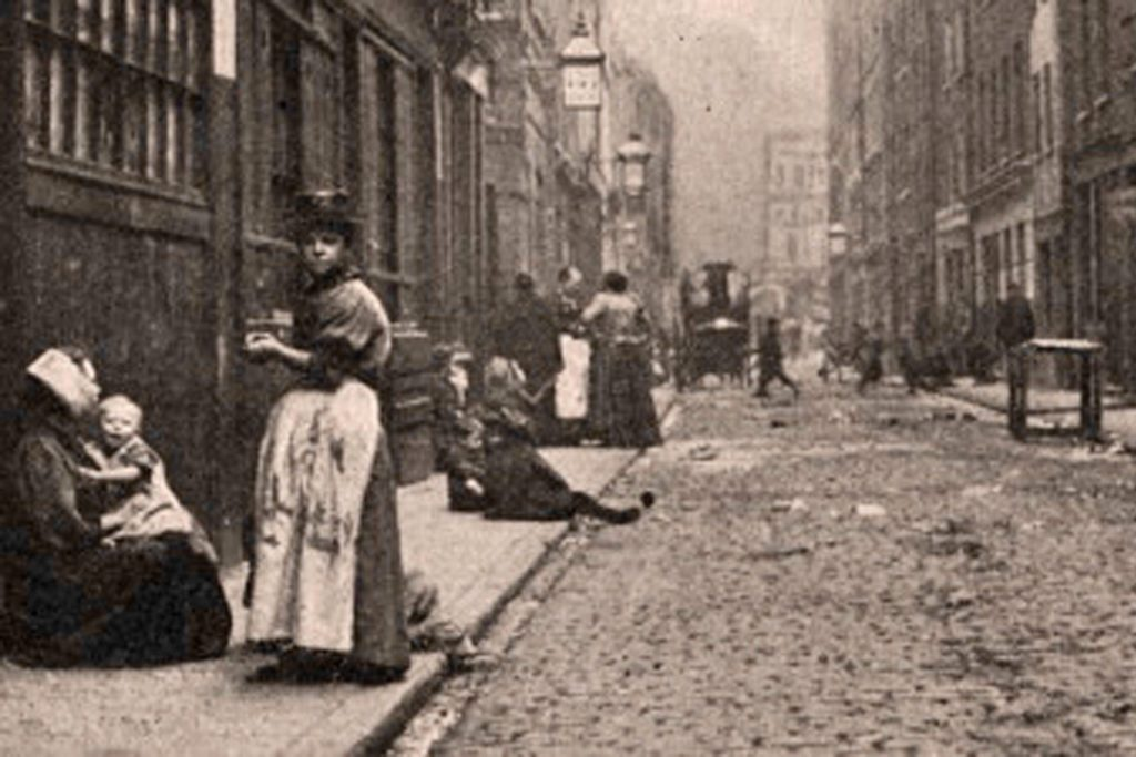 Dorset Street then