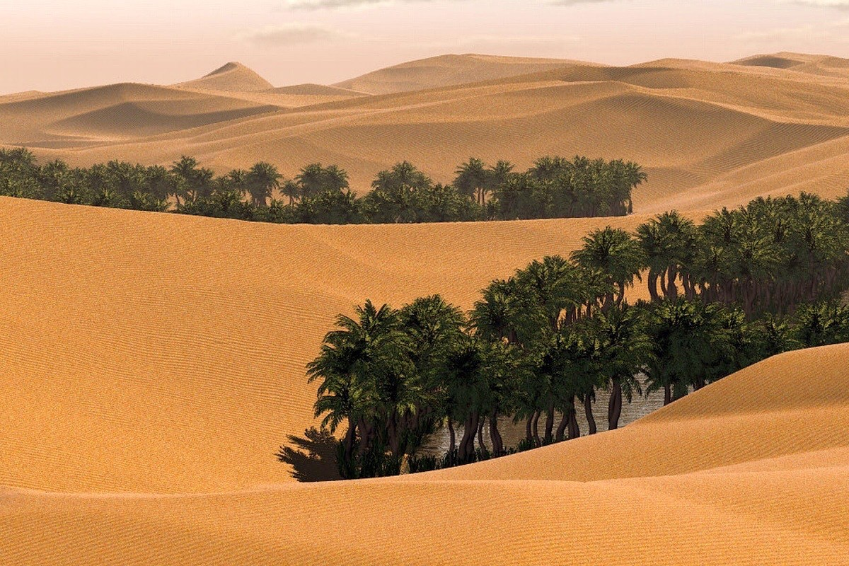 hottest places on Earth lut desert