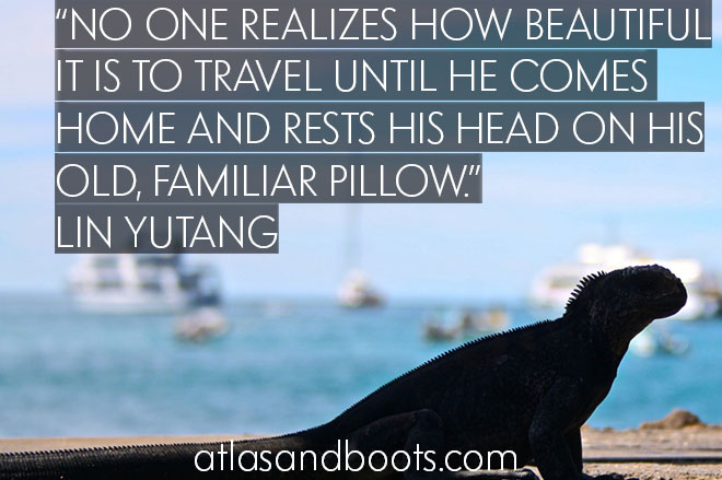 How beautiful it is to travel... inspirational travel quotes