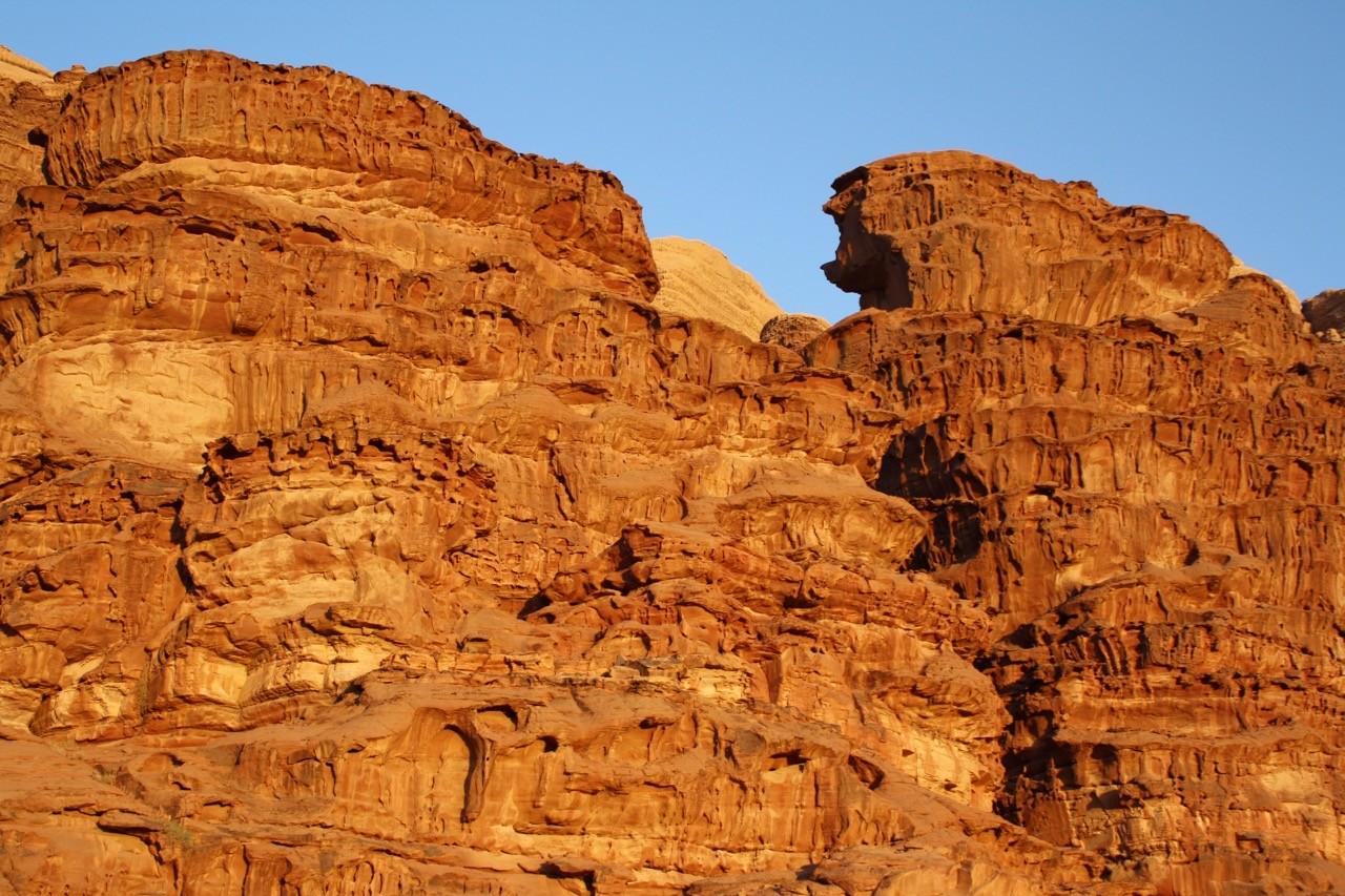 A Night In The Jordanian Desert Of Wadi Rum Atlas Amp Boots