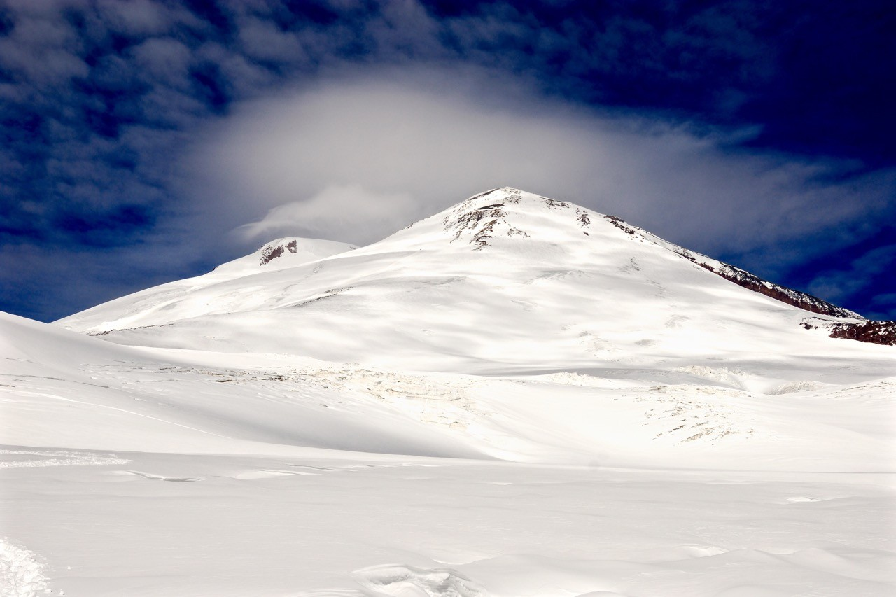 climbing the seven summits elbrus