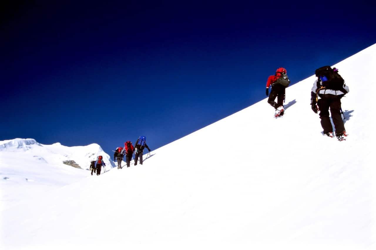 Non-technical-mountains - mera peak