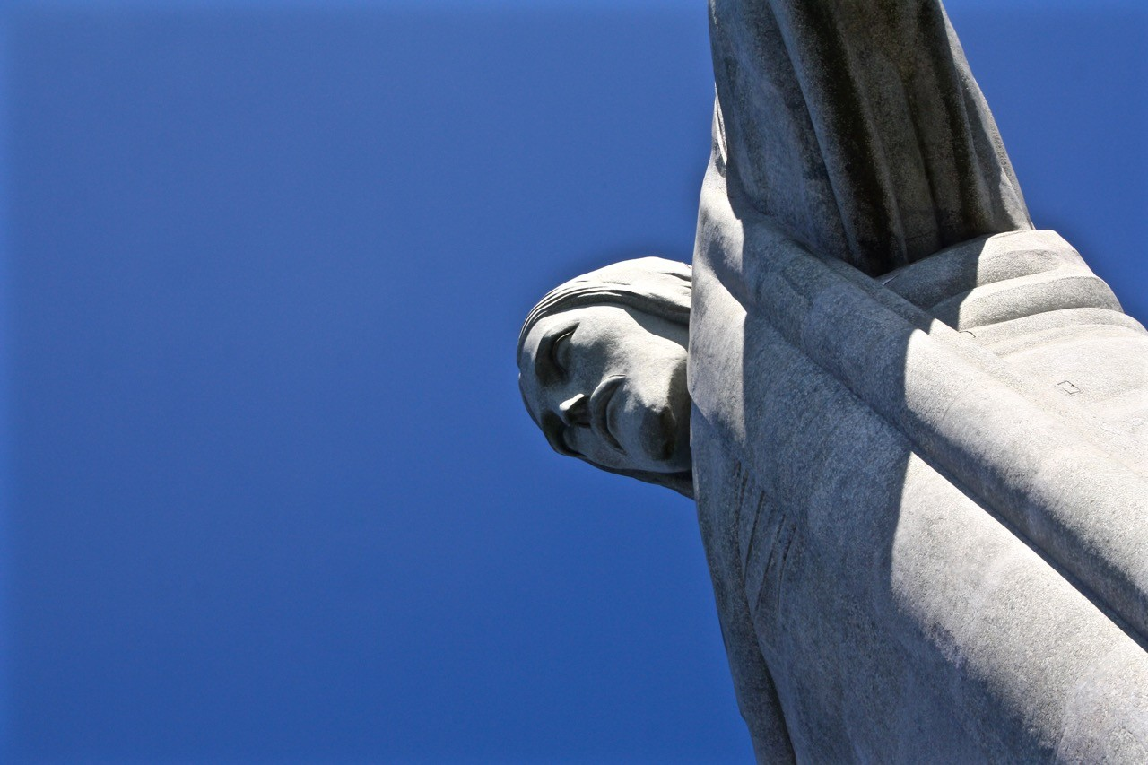 christ the redeemer could be a better experience with tourism caps