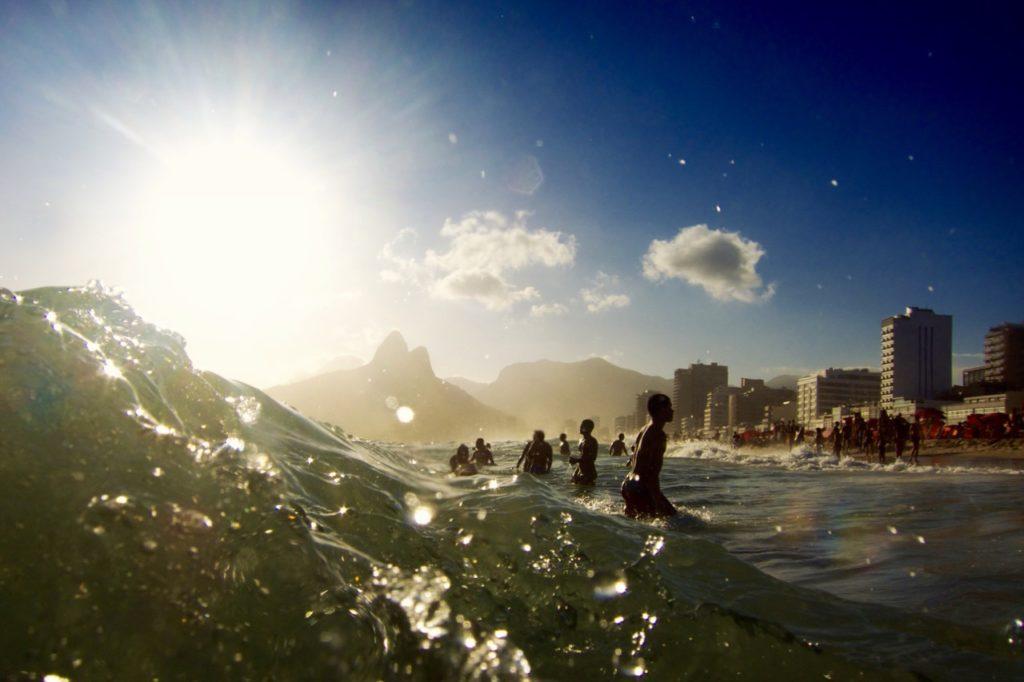 rio de janeiro surfing