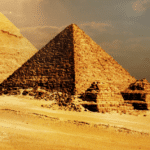 natural wonders: pyramids of Giza