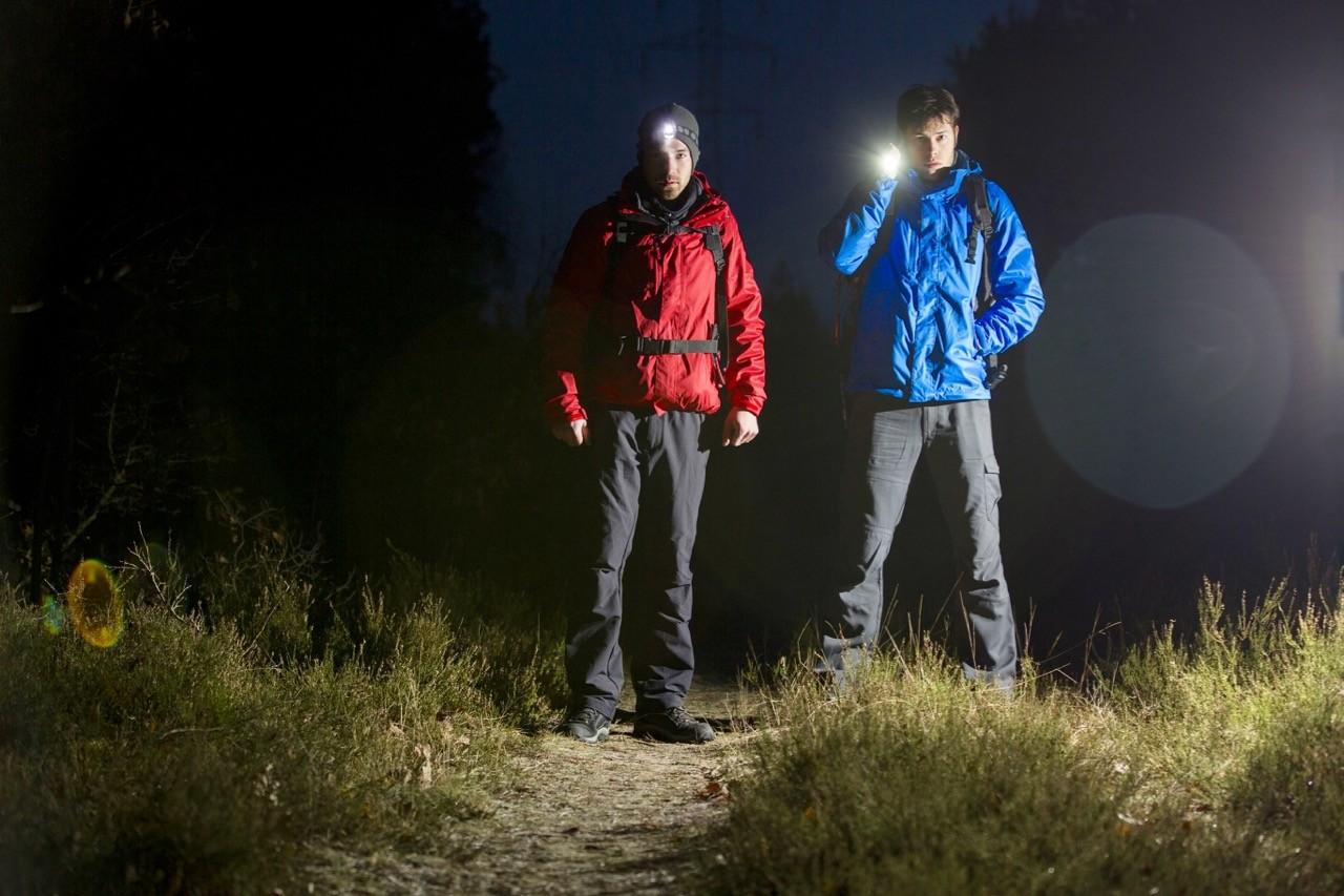 Flashlight for Hiking at Night