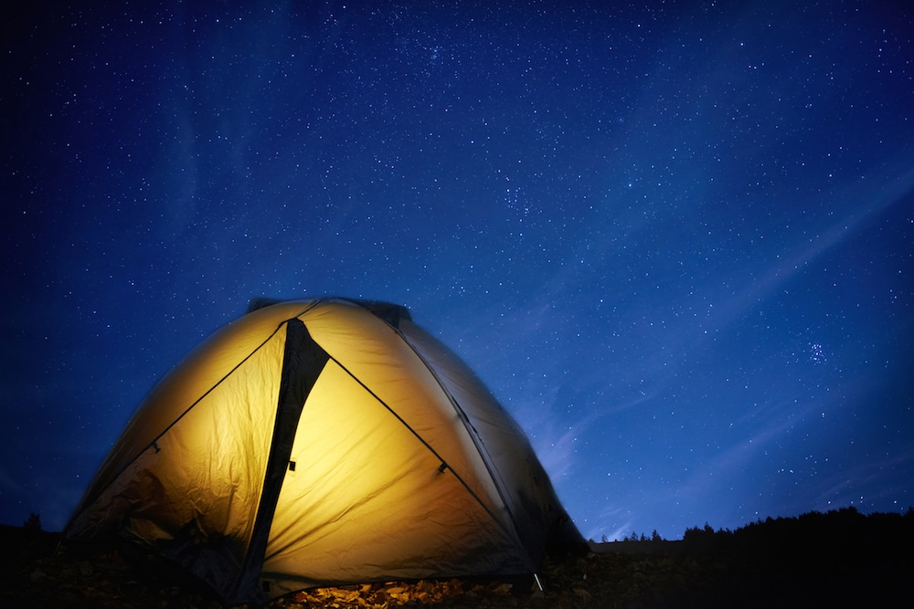 Ultimate camping checklist: everything in one place