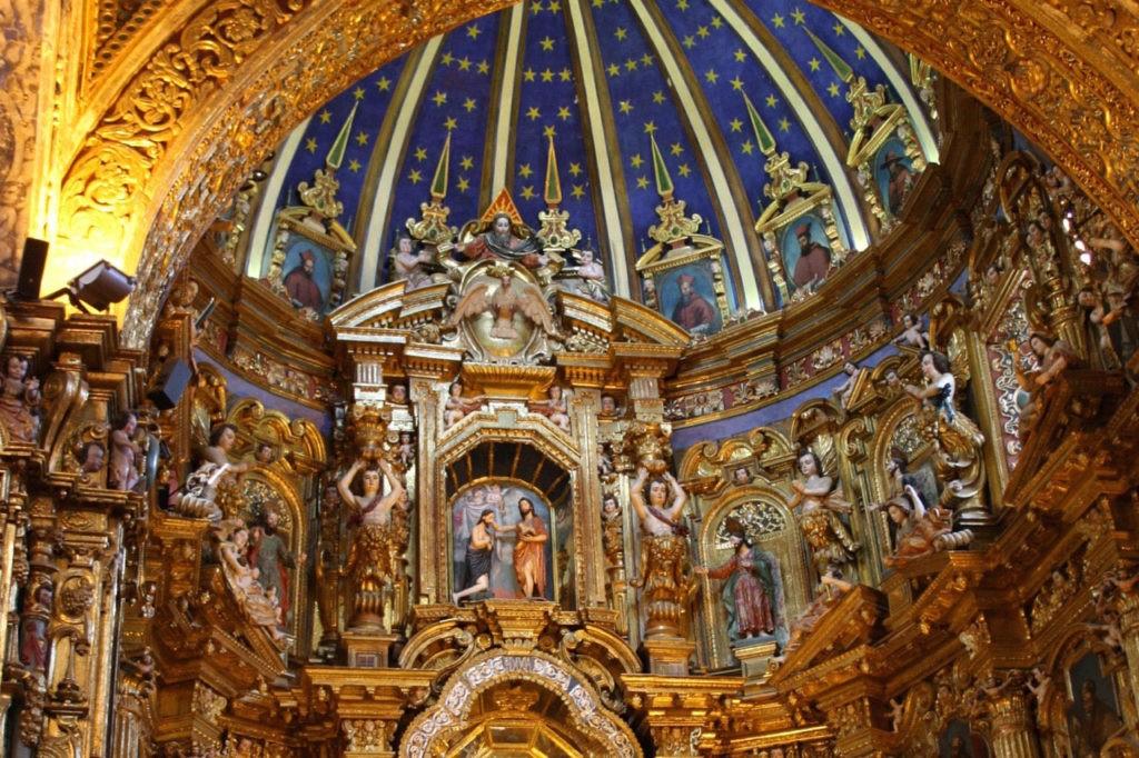 Visiting Ecuador: Iglesia de San Francisco