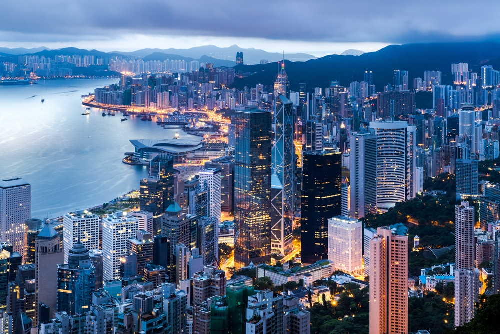 Hong Kong has the fastest internet in Asia