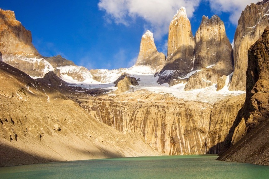 long-distance hiking trails patagonia - 1