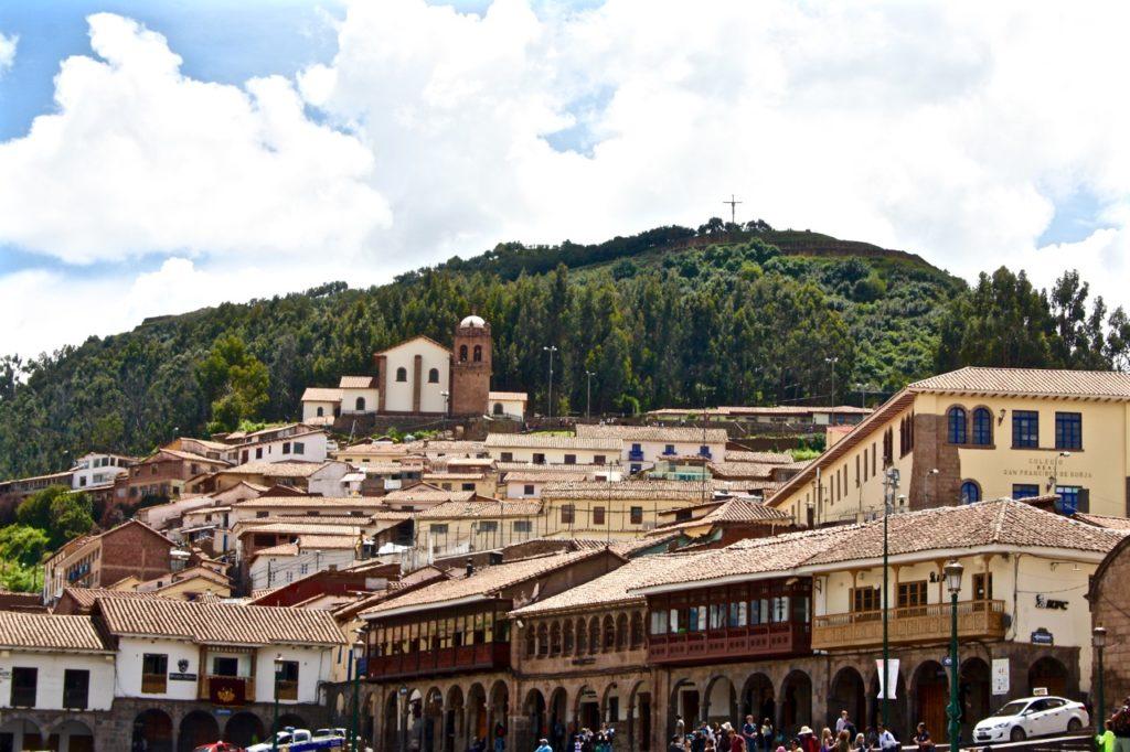 visiting cusco