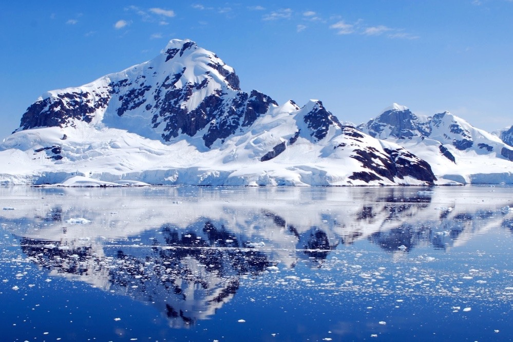 Antarctica has some of the cleanest air in the world