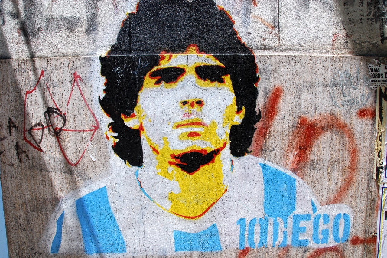 interesting facts about argentina maradona religion