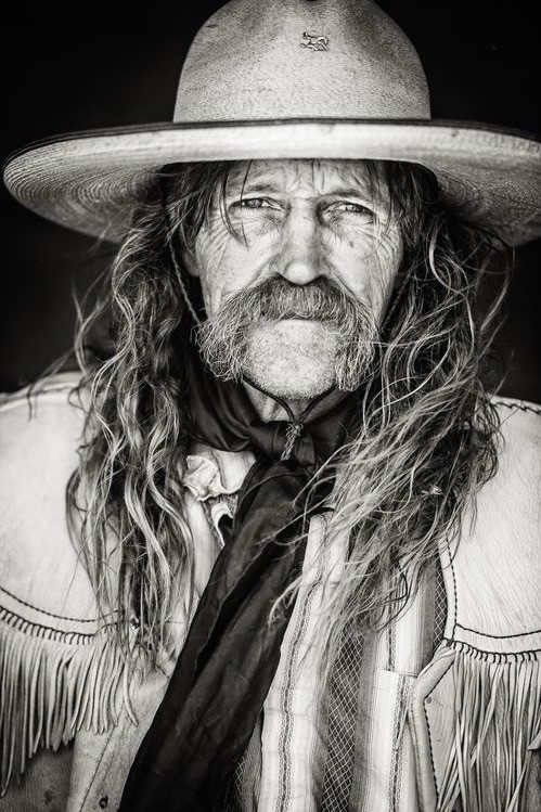 Cowboy, Colorado in the US, © Janet Kotwas