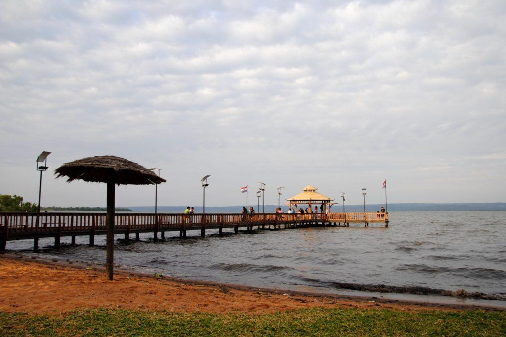 Lake Ypacaraí, Areguá, Paraguay
